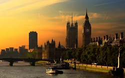 Urlaub in London
